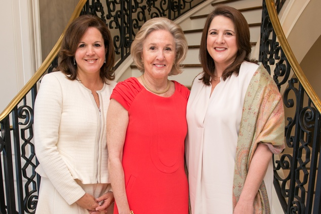 Houston, News, Shelby, Depelchin Children's Center Luncheon, May 2015, Mary Eliza Lovett Shaper, Mary Nell Lovett, Kate Lovett Searls