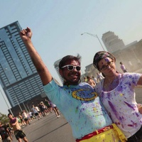 Austin Pride Rainbow Run