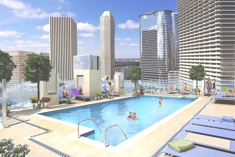 Slideshow Main Street High Rise Gets Big Tax Incentives The 67 Million Skyhouse Is Set To