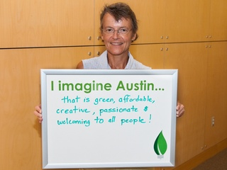 Austin Photo Set: News_Tavaner Sullivan_Imagine Austin_Oct 2011_board1