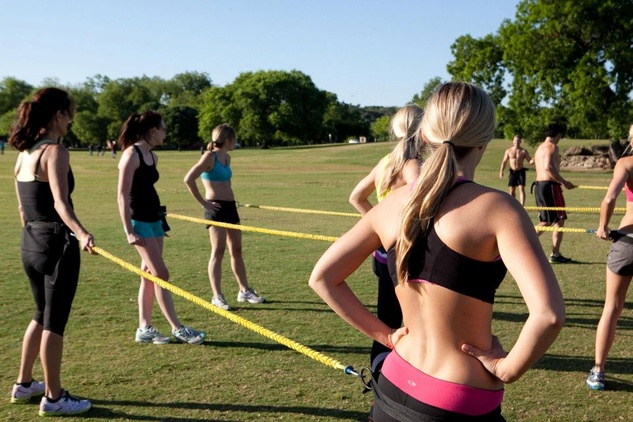 CoreFit Austin training
