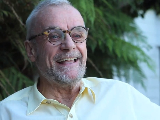 John G. Avildsen head shot film maker director Rocky
