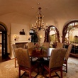 On the Market 15 Grand Regency Circle Enron mansion The Woodlands January 2015 dining room