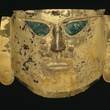 Sicán ceremonial mask from Peru