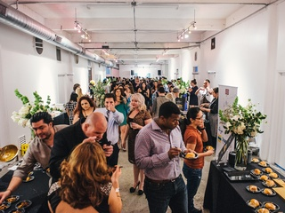 19 The crowd at CultureMap's 2014 Tastemakers Awards May 2014