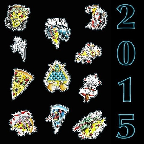 Pi Pizza Truck tattoos 2015