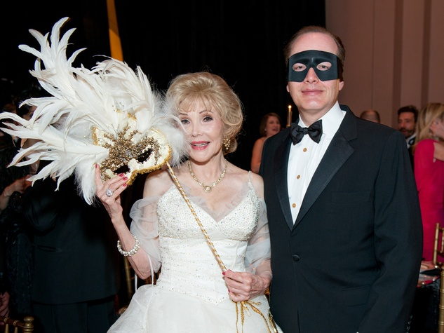 20 Joanne King Herring and Geoffrey Connor at the Houston Ballet Ball February 2015