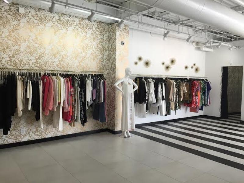 luxury garage sale has a wide range of designer consignment courtesy