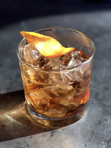 Houston, Old Fashioned, FM Kitchen