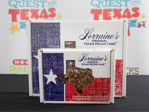 Texas Pecan Cake Bertram