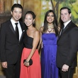 009, Houston Grand Opera, La Boheme dinner party, October 2012, Kenneth Tsai, Janae Tsai, Divya Brown, Chris Brown