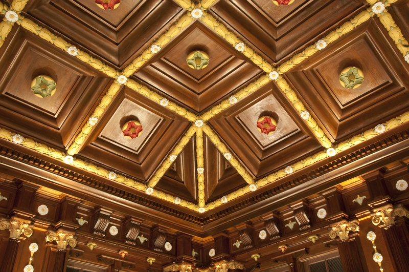 Slideshow: Gloriously restored Julia Ideson Library completes its ...