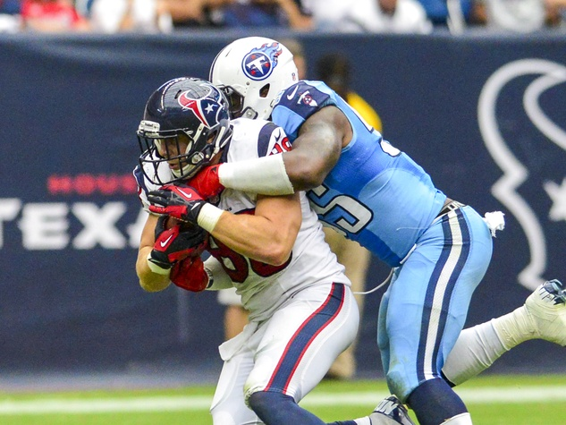 Texans Titans tough