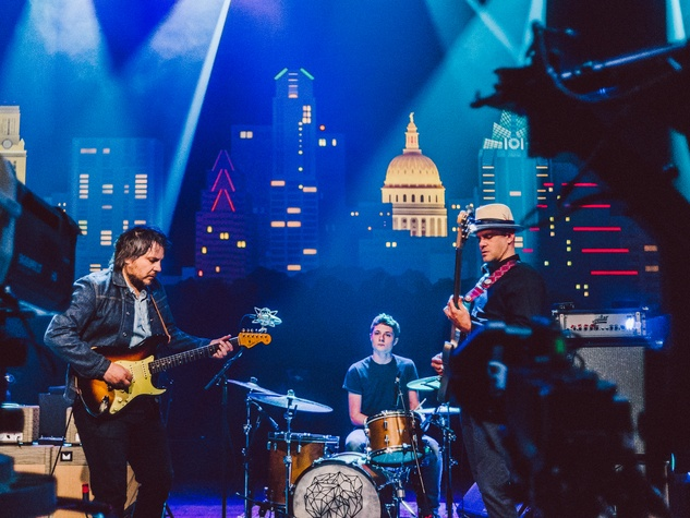 Jeff Tweedy Taping at ACL Live