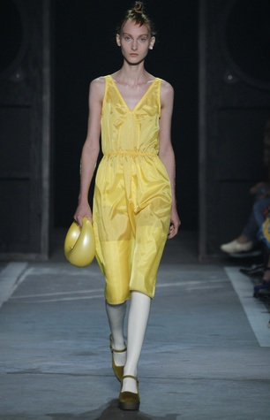 Marc by Marc Jacobs spring 2015 collection Look 15
