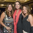 15 Katherine Ross, from left, Tina Governale and Susie Jimenez at the Latin Womens Initiative May 2014