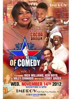 "Comedy: ""Houston All Stars of Comedy - Vol. 7"""