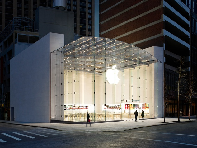 News_Apple store_Upper West Side_New York City