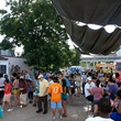 Houston Food truck Park grand opening