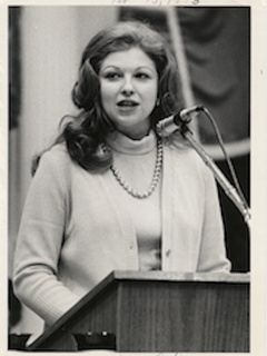 Austin Photo Set: News_Shelley Seale_Are you mad as hell yet_march 2012_ Sarah Weddington 1973
