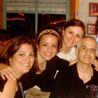 Hala Habal and family