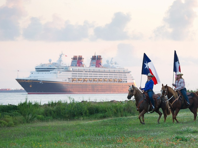 Here One Day Gone The Next Disney Cruise Line Will Pull Out Of - Cruise out of houston
