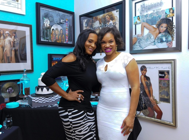 News, Shelby, Random Act of Kindness Kick-off, July 2015, CleRenda McGrady, Angela James