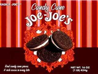 Trader Joe's, peppermint Joe-Joe's