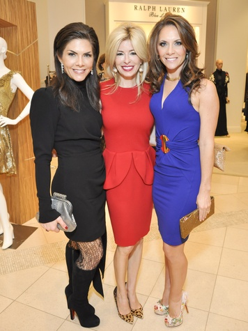 018, Louboutin dinner, October 2012, Monica Hartland, Nancy Golden, Joanna Hartland