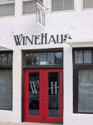 WineHaus wine bar in Fort Worth