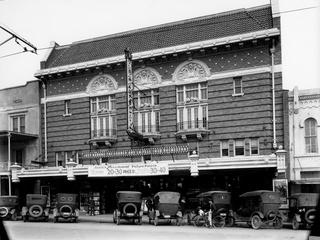 Austin Photo: News_kevin_Austin history center_historic movie houses_July 2012_Majestic Theater