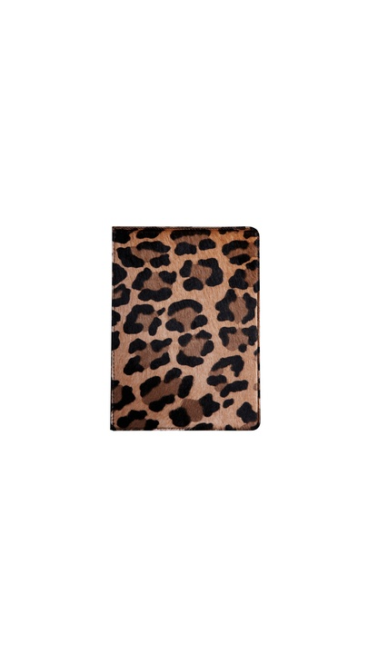 Burberry animal print iPad case