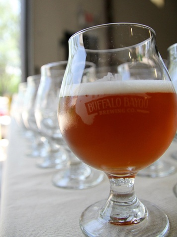 Buffalo Bayou Brewing Co., beer