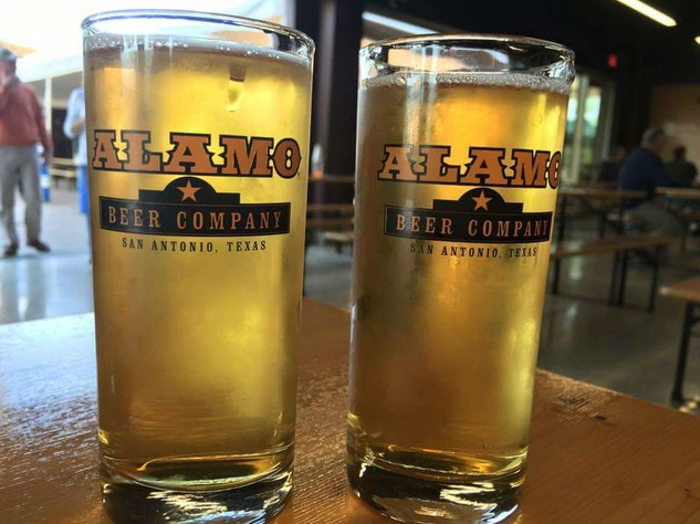 Alamo Beer Brewery Tours