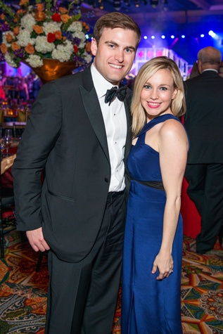 Jason and Stacy Johnson at the Circle of Life Gala April 2015