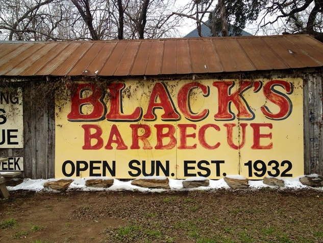 Black's BBQ opening on Guadalupe