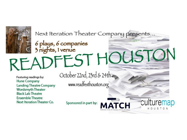Next Iteration Theater Company ReadFest Houston