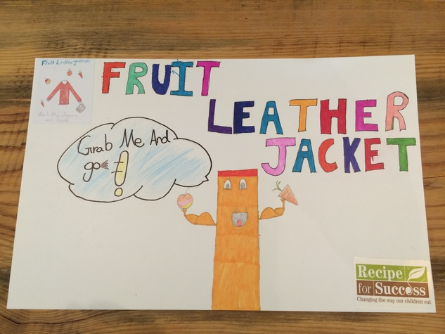 Revival Market and Recipe for Success Fruit Leather Jacket