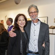 11 Maria Monte de Oca Robinowitz and Bob Robinowitz at the Art on the Avenue benefit November 2014
