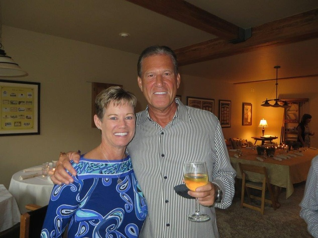 Cathy and Bob Grossman Houstonians in Park City Utah August 2014