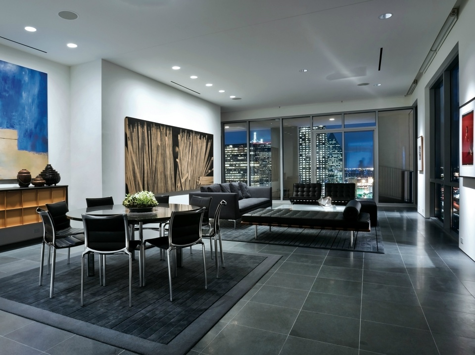 One Arts Penthouse for Dallas Modern