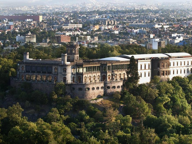 Mexico City Chapultepec Castle