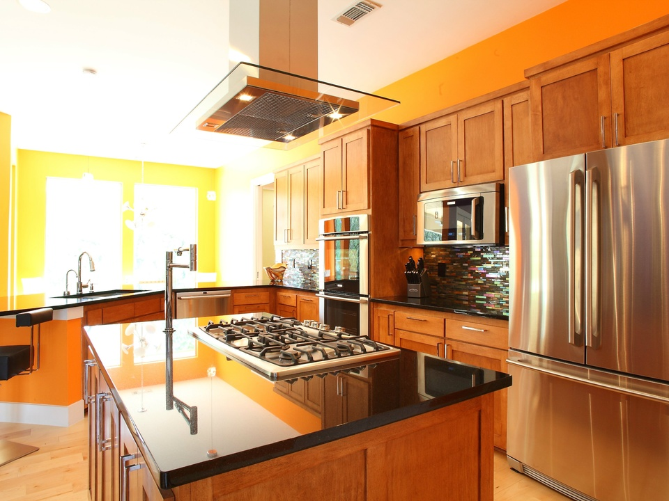 Kitchen designed by DFW Creative Homes & Renovation