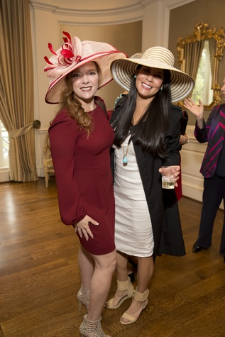 Hats Off to Mothers, March 2016, Megan Leif, Jessica Graham