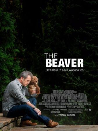 News_The Beaver_movie_movie poster