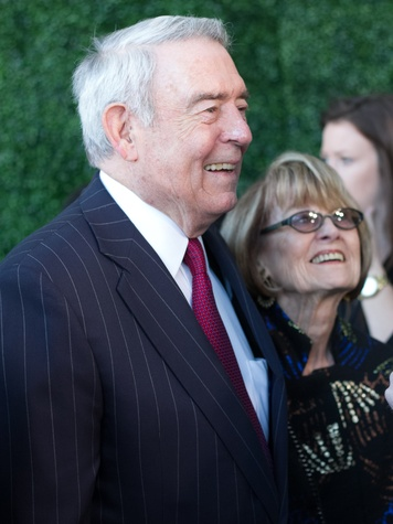 Texas Medal of Arts Awards 2015 Dan Rather