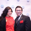 1749 Rachel Wright and Levi Strauss at the Jewish Federation Young Adult Casino Night February 2014
