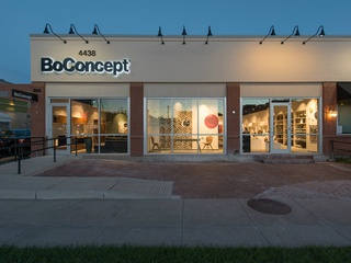 BoConcept store in Dallas