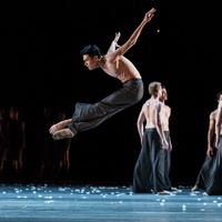 Houston Ballet From Houston to the World September 2014 Chun Wai Chan in Murmuration