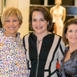 Tery Hernandez, from left, Rosi Hernandez and Maria Quinones at the Latin Women Initiative's kick-off luncheon February 2014